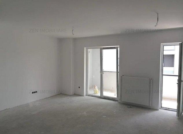 Apartament 2 cam, 52 mp utili, semifinisat, zona Europa, OMV Calea Turzii - imaginea 1