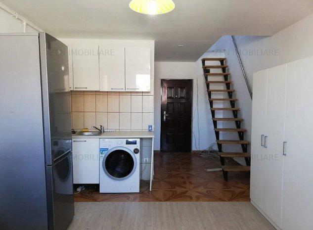 Apartament 2 camere, 38 mp utili, cartier Marasti, The Office, FSPAC - imaginea 1