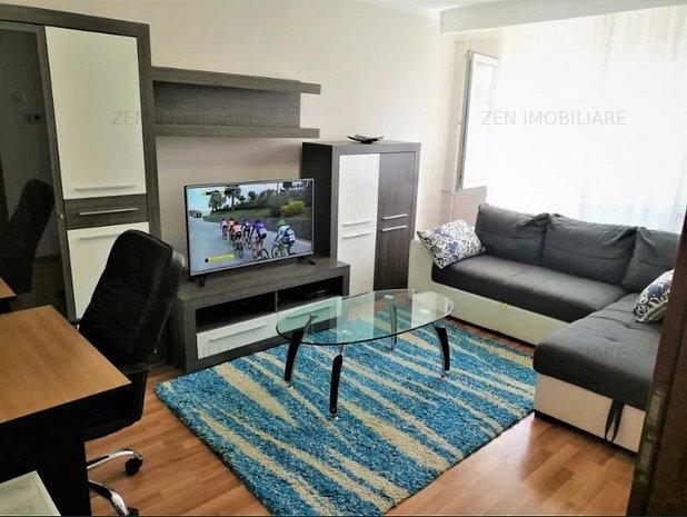 Apartament 2 cam, 45 mp, zona Primaverii, Manastur - imaginea 1