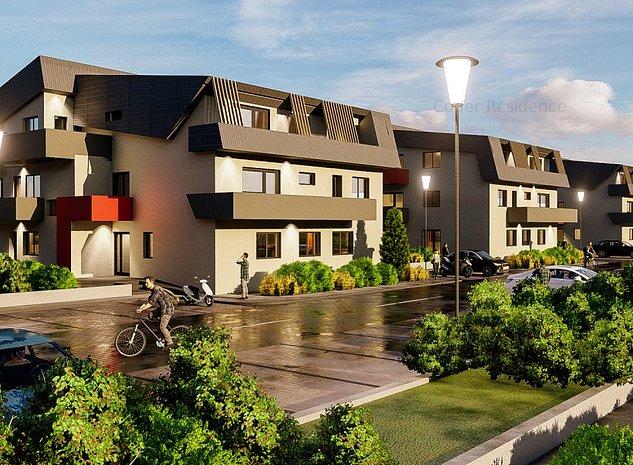 Apartament 2 camere Coder Residence 3 - imaginea 1