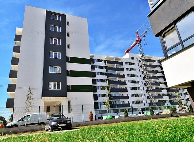 2 camere | Envogue Residence Iuliu Maniu | Militari - imaginea 1
