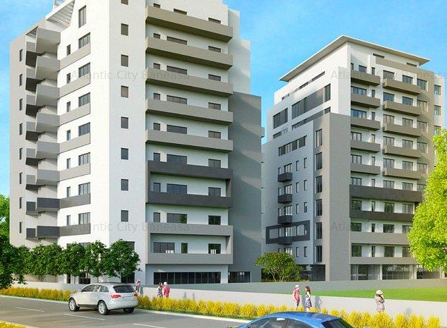 Apartament 3 camere, Atlantic City proiect Sos. Gh. Ionescu Sisesti - imaginea 1