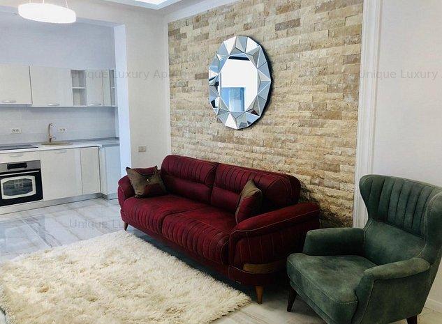 Apartament mobilat ultralux, dezvoltator direct! - imaginea 1