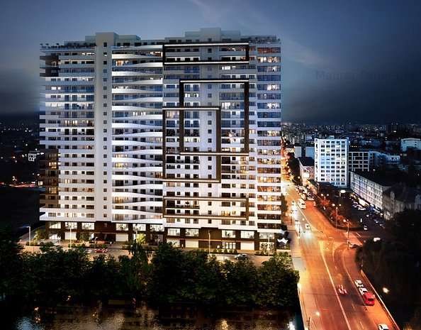 Apartament nou, zona centrala, pt tinere familii - imaginea 1