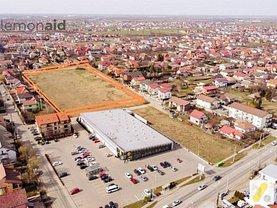 Teren constructii de vânzare, în Dumbrăviţa, zona Nord-Est