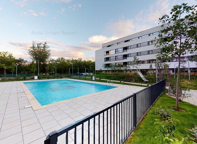 Apartament 2 Camere, bucatarie deschisa, Bucurestii Noi, P+4E, 10min Pta Presei - imaginea 1