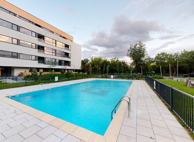 Apartament 3 camere, 2 bai complete, dormitoare>17mp, 10 min Pt Presei, model 3A - imaginea 1