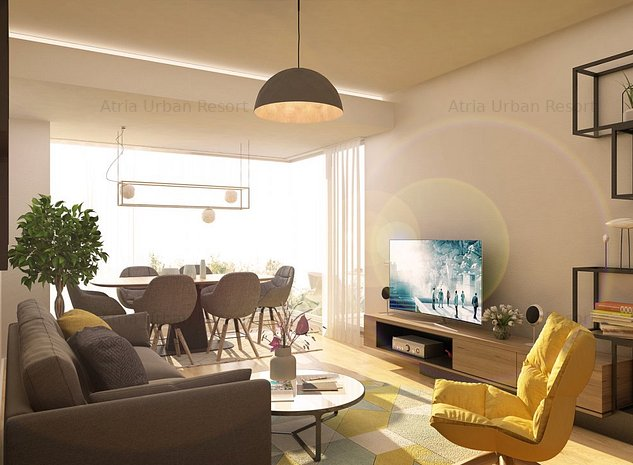 Studio 48 mp utili+balcon 10 mp utili, eficient compartimentat - Sect 1 - imaginea 1