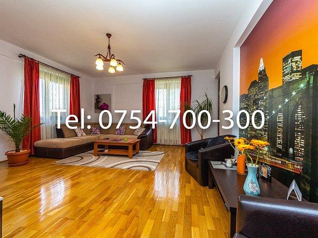 3 camere 130 mp, 3 Balcoane si 2 Grupuri sanitare Mobilat+ Utilat - imaginea 1