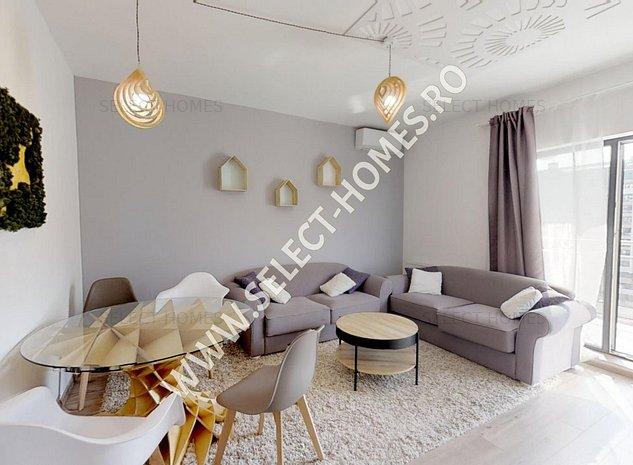 Apartament 2 camere Premium *Cotroceni Smart Residence* TUR VIRTUAL - imaginea 1
