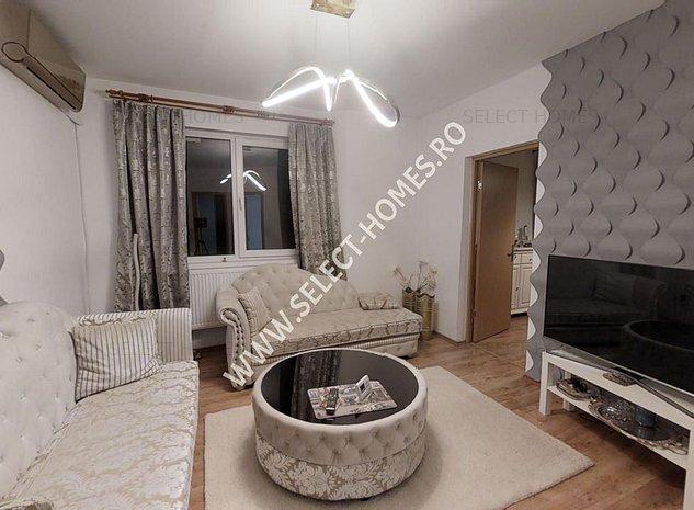 Apartament 3 camere de inchiriat *COTROCENI* TUR VIRTUAL - imaginea 1