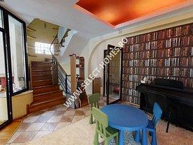 Casa de vânzare sau de închiriat 13 camere, în Bucureşti, zona Parcul Carol