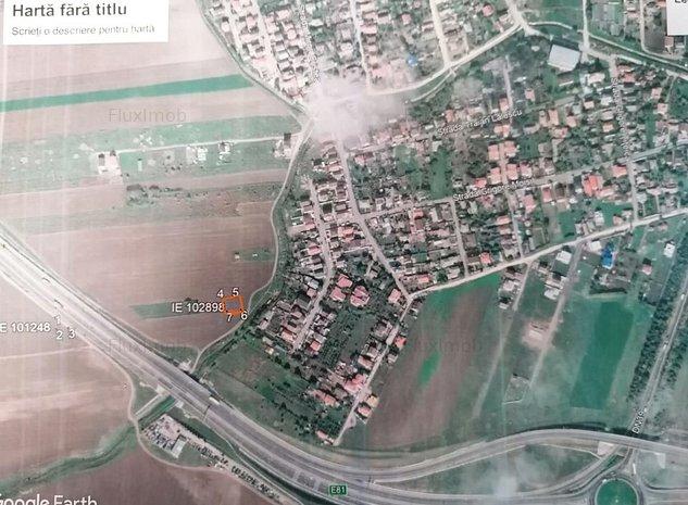 Teren Lazu 450mp 9500 - imaginea 1