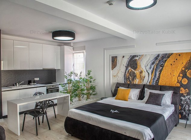 Ultimul apartament-Robigo, cu loc de parcare, balcon, geam la baie - imaginea 1