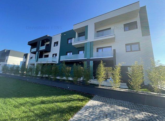 La 4 min de IULIUS TOWN.Apartament 2 camere-KubiK GRADINA PROPRIE,loc parcare - imaginea 1