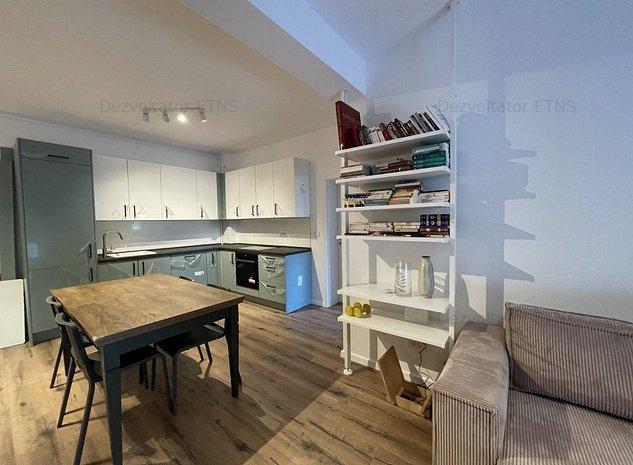 KubiK- apartamente 2 camere, loc parcare inclus!La 4 minute de Iulius Town - imaginea 1