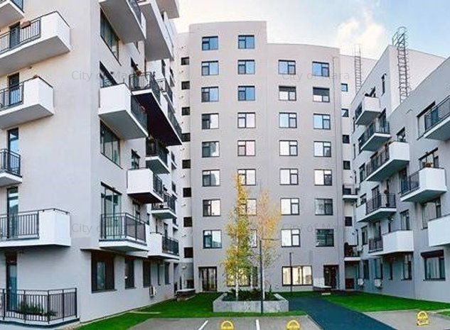 City of Mara - apartament cu 2 camere complet finisat - imaginea 1