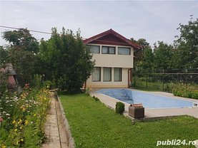Casa de închiriat 3 camere, în Snagov