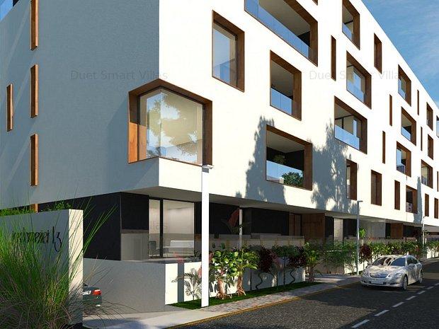 Proiect rezidential pe JANDARMERIEI - Bucuresti Baneasa - imaginea 1