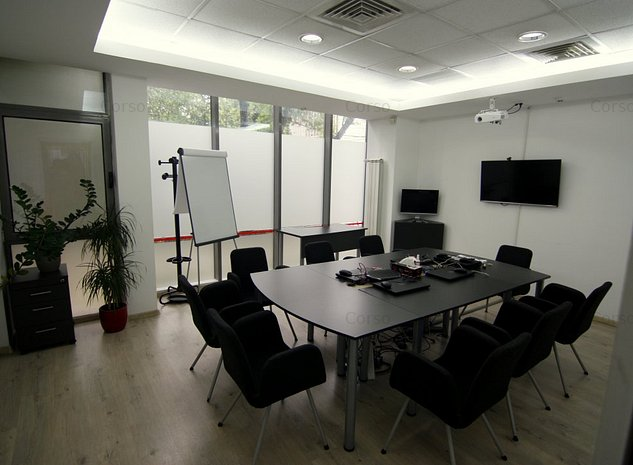 Cladire office de inchiriat - imaginea 1