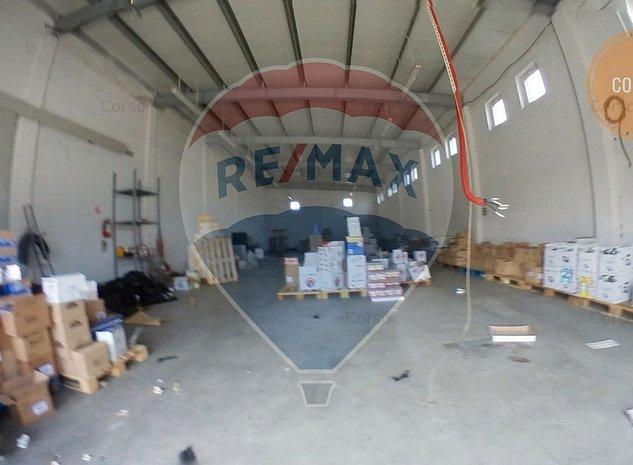 Spatiu industrial de vanzare - imaginea 1