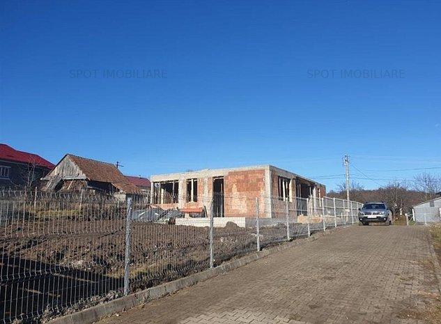Vanzare Casa Individuala | 100mp 620 teren | zona Corus | - imaginea 1