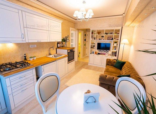 Apartament Smart 2 camere de vanzare, Copou - Royal Town - imaginea 1