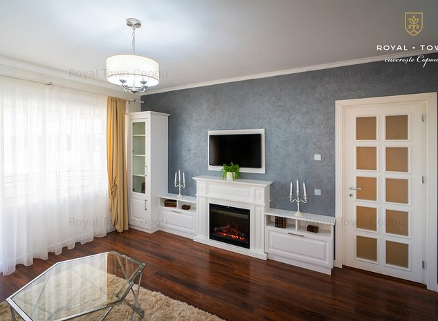 Apartament MODERN-LIVING 2 camere , Copou , Iasi - imaginea 1