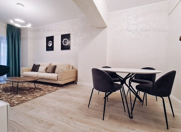 Apartament de vânzare 2 camere, complex Royal Town - imaginea 1