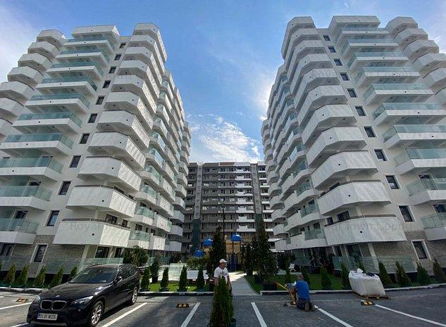 Apartament 2 camere Smart Home in Copou Iasi , priveliste garantata - imaginea 1