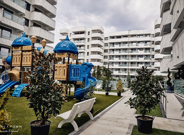 Apartament 2 camere Nou, complex Royal Town - imaginea 1