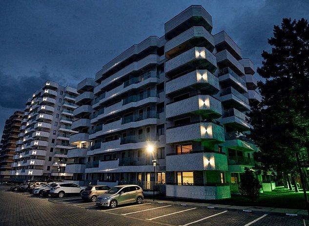 Apartament modern 2 camere smart, complex nou Royal Town - imaginea 1