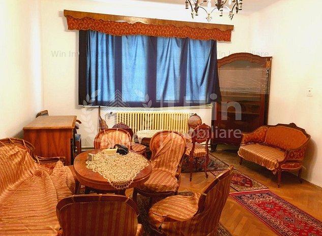 Apartament spatios la casa | 124 mp | etaj 1 | zona Teatrul National! - imaginea 1