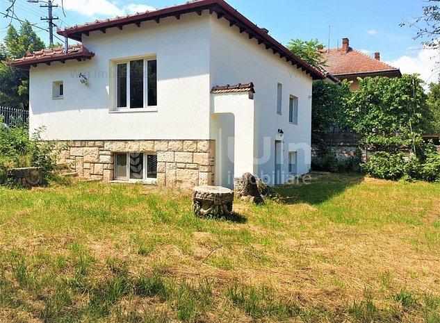 Casa renovata in zona Pasapoarte din cartierul Andrei Muresanu! - imaginea 1