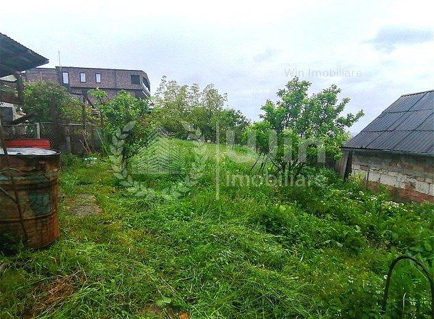 Casa individuala   Teren 800 mp   Dambu Rotund   zona Partizanilor! - imaginea 1