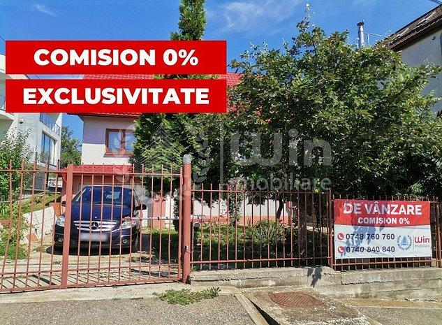 Comision 0%   Casa individuala   161mp   Garaj   Dambul Rotund! - imaginea 1