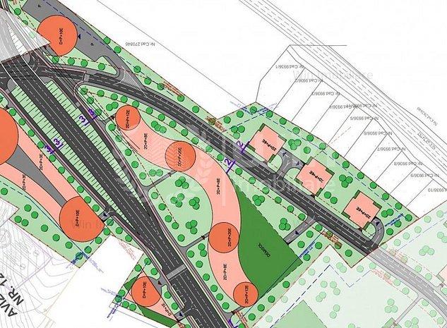 Oportunitate! Teren pentru constructie bloc | zona Frunzisului-Zorilor - imaginea 1