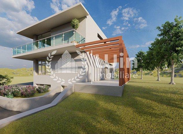 Casa individuala cu autorizatie de construire in Dambul Rotund! - imaginea 1