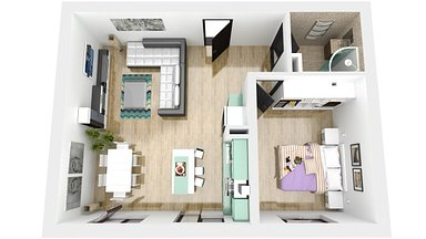 Apartament de vânzare 2 camere, în Brasov, zona Stupini