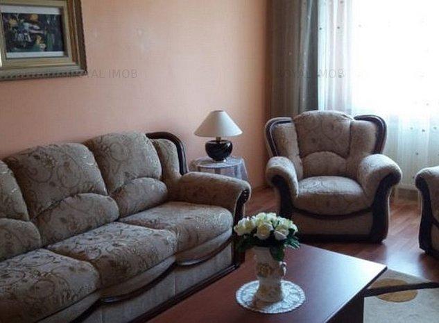 Apartament cu doua camere, semidecomandat zona Grivitei-cod 4155 - imaginea 1