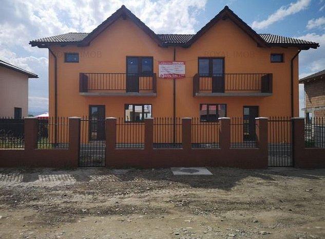 Casa in Sanpetru, 4 camere, 126 mp - imaginea 1