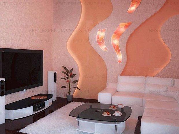 Apartament 3 camere foarte SPATIOS 8 minute metrou Nicolae Teclu - imaginea 1