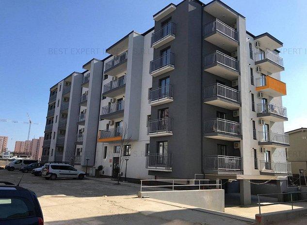 Prima casa Apartament 2 camere + Terasa + Balcon Titan Auchan Theodor Pallady - imaginea 1