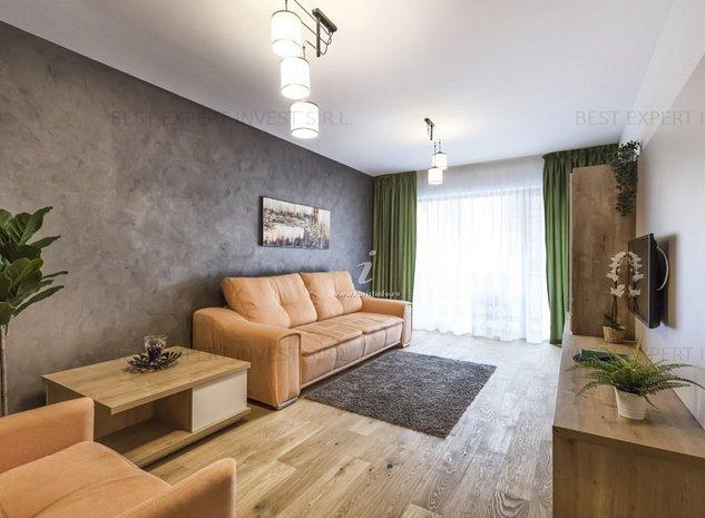 Apartament 2 camere superb - Mutare Rapida Titan Pallady Metrou - imaginea 1