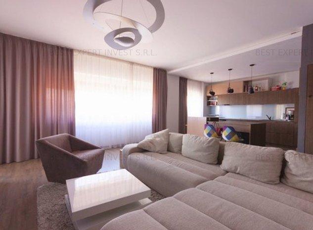 Promo Cash Apartament 3 camere cu gradina 800 mt metrou Teclu Pallady - imaginea 1