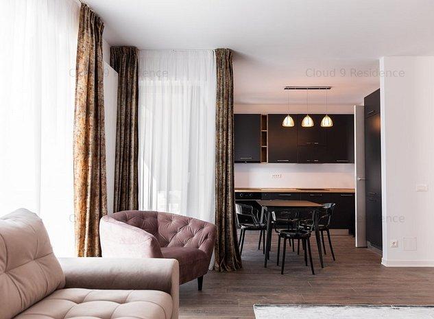 Apartament 2 camere Cloud 9 Residence - imaginea 1