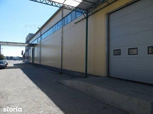 Inchiriere spatiu industrial/Hala Centura Nord- Soseaua Odai - imaginea 1