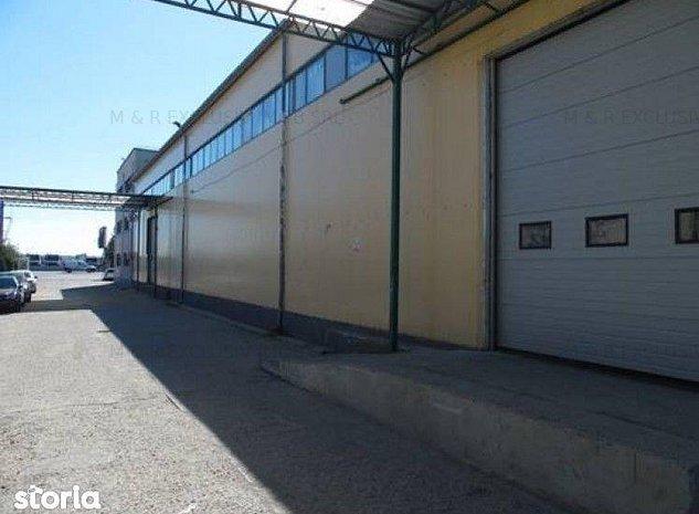 Vanzare spatiu industrial/hala Centura Nord- Soseaua Odai, Bucuresti-Ilfov - imaginea 1