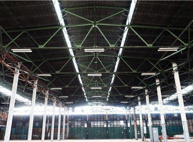 Inchiriere spatiu industrial/ hala Piata Obor - imaginea 1