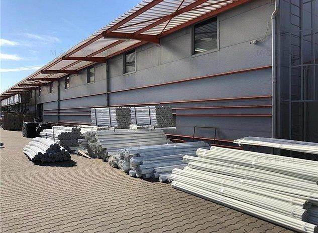 Spatiu depozitare/hala si birouri Soseaua Alexandriei -Bragadiru - imaginea 1